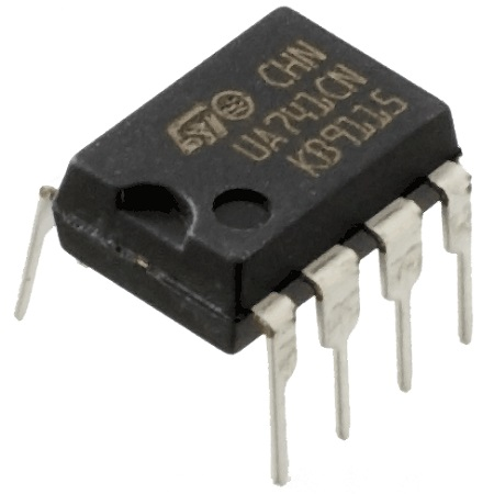 IC OPAMP 741
